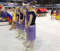 Gdańskie łyżwiarki najlepsze w Hali Olivia