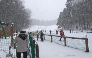 Łysa Góra ponownie otwarta dla narciarzy