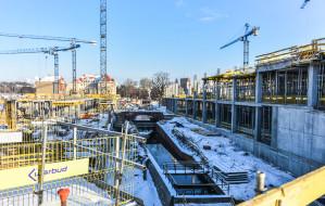 Odwiedziliśmy plac budowy Forum Gdańsk. Centrum ruszy wiosną 2018 r.