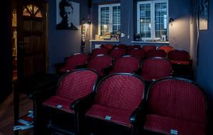 Kino studyjne w gdańskiej kawiarni