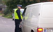 Policja i ITD kontrolowały busy pod Gdańskiem