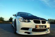 BMW M3. Magia litery M