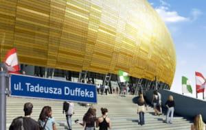 Fani Lechii chcą nazwać ulicę przy PGE Arena