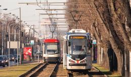 Zmierzą temperaturę w tramwajach