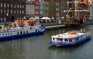 Sezon tramwajów wodnych w tym roku potrwa dłużej