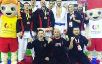 6 medali karateków w mistrzostwach Polski