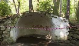 Groty Szeptów w Parku Oliwskim doczekają się remontu