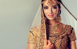 Indyjskie naturalne kosmetyki do włosów. Tak Hinduski dbają o urodę