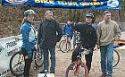 Bike Tour Gdynia, Obłuże 2002.04.06