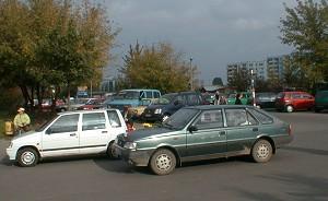Problemy z parkowaniem na osiedlu