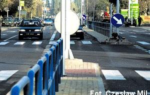 Zmiany na ulicy Kołobrzeskiej