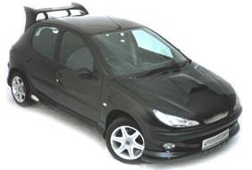 Peugeot 206 SHARK