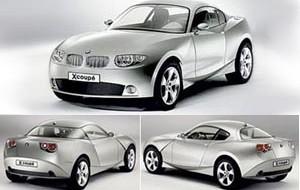 Asymetryczne BMW