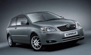Toyota Corolla: dziewiąte pokolenie