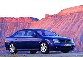 Opel Vectra trzeciej generacji