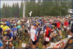 V Bike Festiwal Szklarska Poręba 2001