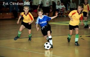Arka Mitre Cup dla dziesięciolatków Lechii