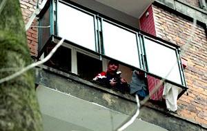 Tragedia balkonowa