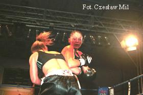 Gala boksu zawodowego