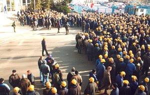 Strajk okupacyjny w Stoczni Gdynia