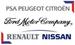 Spółka Forda, Peugeota, Citroëna i Renault-Nissan