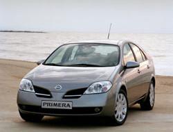 Nowy Nissan Primera - dni otwarte 23-24 marca