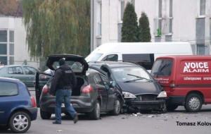 Strzelanina w Brzeźnie. Dwóch policjantów ciężko rannych