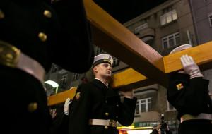 Droga krzyżowa przeszła ulicami Gdyni i Gdańska