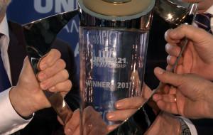 Trofeum młodzieżowego Euro w Gdyni