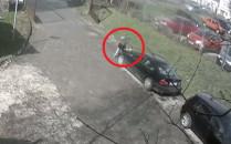 Kamera uchwyciła wandala. Rozpoznajesz go?