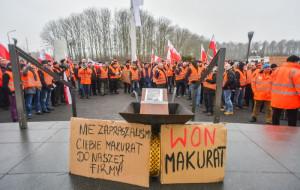 Minister zaskoczony protestami w Lotos Kolej. Kolejarze zastrajkują?