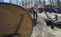 Turniej wojów w sopockim Grodzisku