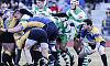 Mecz na szczycie w ekstralidze rugby