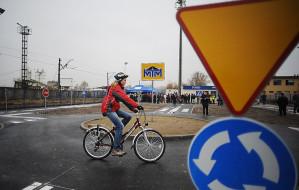 Nowe miasteczko ruchu drogowego w Gdańsku