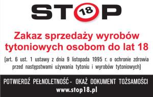 W Gdańsku chętnie sprzedają nieletnim papierosy?