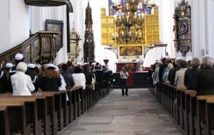 Duże zmiany w bazylice Mariackiej