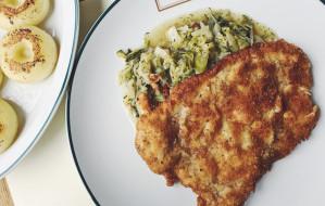 Gdzie w Trójmieście zjeść: kotlet schabowy