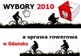 Wybory Samorządowe 2010, a sprawa rowerowa w Gdańsku