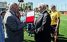 Byli reprezentanci Polski zagrali na 80. urodziny Wojciecha Łazarka