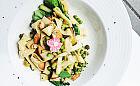 Gdzie w Trójmieście zjeść: makaron z łososiem
