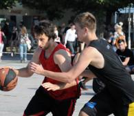 Dwa dni z uliczną koszykówką w Sopocie