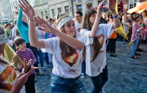 Katolicy świętowali na Długim Targu