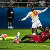 Magiczne zagrania. Hiszpania ograła Portugalię w Gdyni. Jest pierwszy półfinalista Euro U-21