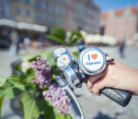 W sobotę rozdamy 500 dzwonków rowerzystom