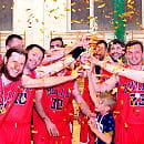 Mistrzowie Maxibasketball 35+