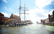 XXI Baltic Sail Gdańsk. Początek...