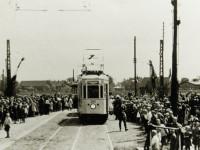 90 lat trasy tramwajowej na Stogi