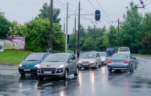 Od poniedziałku przebudowa skrzyżowania na Dąbrowie