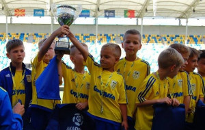 Blisko 800 młodych piłkarzy w Gdyni