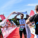 Bartosz Banach zwycięzcą 6. Triathlonu Gdańsk